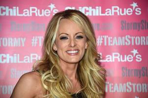 donald trump's lawyer asks for gagging order on stormy daniels' legal team