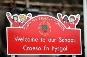 Driver 'tries to beckon children over' outside school