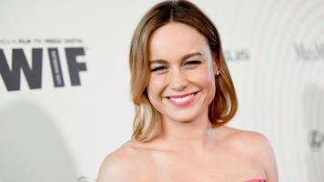 brie larson wants more diversity among film critics