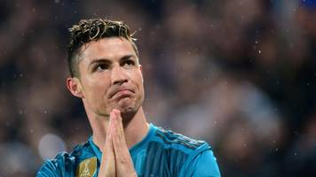 Cristiano Ronaldo 'to accept jail term and £16.4m fine' in tax case