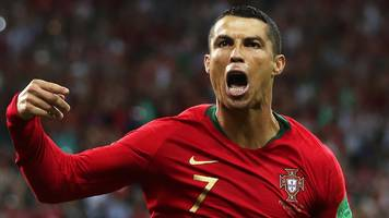 World Cup 2018: Cristiano Ronaldo continues 'relentless pursuit of greatness' in thriller