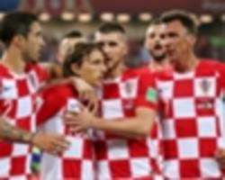 Croatia 2 Nigeria 0: Etebo own goal, Modric penalty settle tight clash