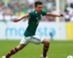 mexico's hirving lozano could break out at world cup, but is known quantity to many in the americas