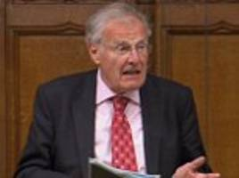 Sir Christopher Chope voting record on gay marriage revealed after blocking upskirting bill