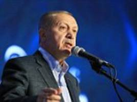 Turkish president Erdogan claims Uber is 'finished' in Turkey