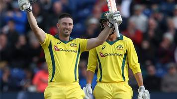 Glamorgan Cricket: 'Bittersweet' Cardiff ton for Shaun Marsh