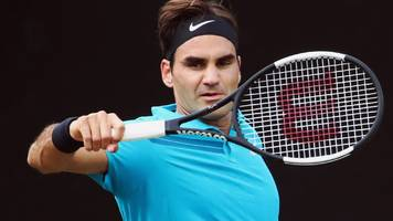 Federer to return to world number one after reaching Mercedes Cup final