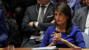Reports: US To Leave UN Human Rights Council