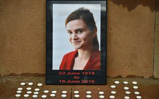 tributes pour in for late mp jo cox on second anniversary of her murder