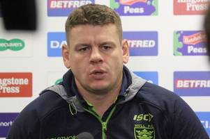 lee radford laments hull fc's decision making and offers jamie shaul injury update