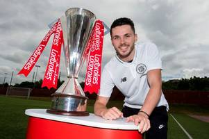 Celtic new boy Lewis Morgan ignoring Sunderland loan talk as he focuses on making mark with Hoops