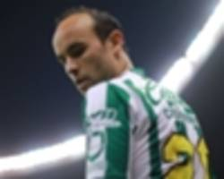 club leon parts ways with landon donovan