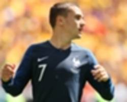 'griezmann must do more' - france forward challenged by deschamps