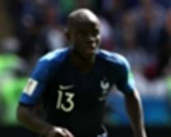 kante responds to psg links as chelsea exit talk mounts during world cup duty