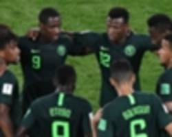 'Nigeria have do it the hard way' - Garba Lawal on Super Eagles' World Cup second round chance