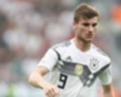 Wonderful Werner is the future of Germany...and maybe Bayern
