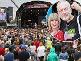 who needs glasto when there's jezfest? erm... me, says an underwhelmed rachel johnson