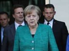 Angela Merkel seeks emergency talks with EU leaders on immigration