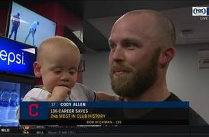 cody allen talks about an unforgettable first father's day