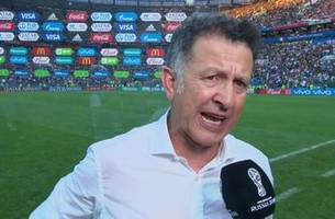 Juan Carlos Osorio interview after Mexico's upset over Germany | 2018 FIFA World Cup™