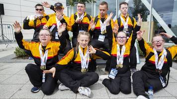 team ulster success at special olympics ireland