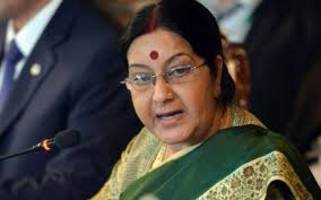 External Affairs Minister Sushma Swaraj to embark on 4-nation visit today