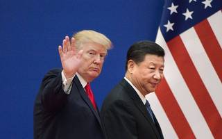 US-China trade war tensions escalate with reciprocal tariffs