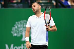Dan Evans unable to mark comeback with title as Brit suffers defeat at Nottingham Open