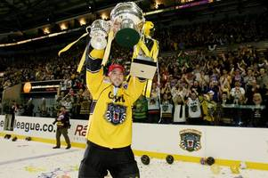 Gui Lepine returns to Nottingham Panthers for second stint