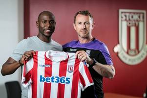 'The manager clearly believes in me' Benik Afobe on why he swapped Wolves for Stoke City so quickly