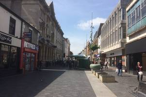 The changing face of the high street - does another charity shop for the town centre signal the end of retail as we know it?