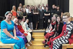 East Kilbride high school set to stage 'spooky' Addams Family stage show