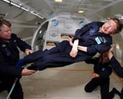 hawking plea 'to save planet' beamed to black hole