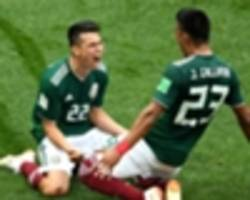 arsenal & liverpool target lozano considered ready for the premier league after mexico heroics