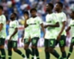 'football doesn't give room for any of this' - babayaro hits out at 'fashionistas' eagles at world cup