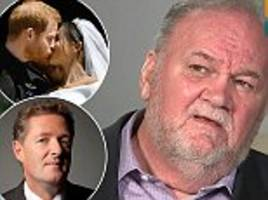 piers morgan reveals inside story of his scoop with thomas markle