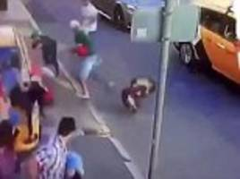Taxi driver who mowed down World Cup fans in Moscow 'is a TERRORIST', claims Russian politician