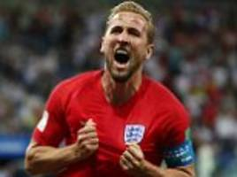 Tunisia 1-2 England: Harry Kane to the rescue in injury time - World Cup 2018