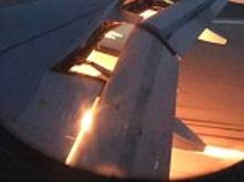 Saudi Arabia team plane catches FIRE mid-flight but lands safely
