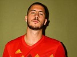 world cup 2018: is belgium's squad more talented that brazil's?