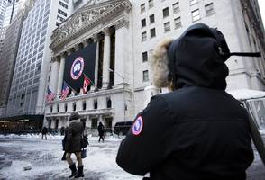 Canada Goose is adding to Friday's big gains (GOOS)
