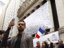 Square is rallying after obtaining a bitcoin license in New York (SQ)
