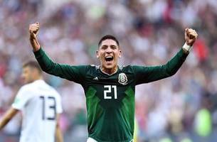 Mexico dreams big at World Cup after beating Germany