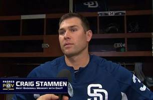Padres players reflect on their fathers