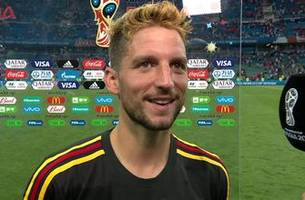 Dries Mertens on his goal in Belgium's 3-0 win over Panama | FIFA World Cup™ Today