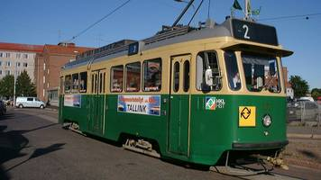 finland's capital gives away its old trams