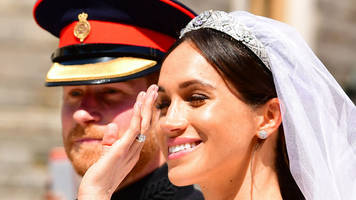 Royal wedding 2018: Meghan 'cried' about dad missing wedding