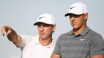 US Open: Koepka is 'unflappable' says caddy Rickie Elliott