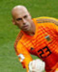 jose mourinho issues dig at willy caballero for display in argentina vs iceland clash