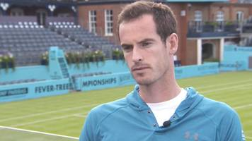 andy murray: injury has been 'toughest part of my career'
